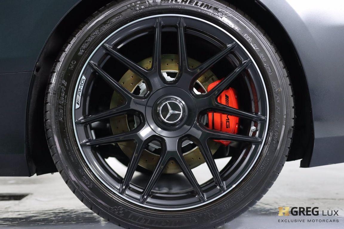 2020 Mercedes Benz S Class AMG S 63 #25
