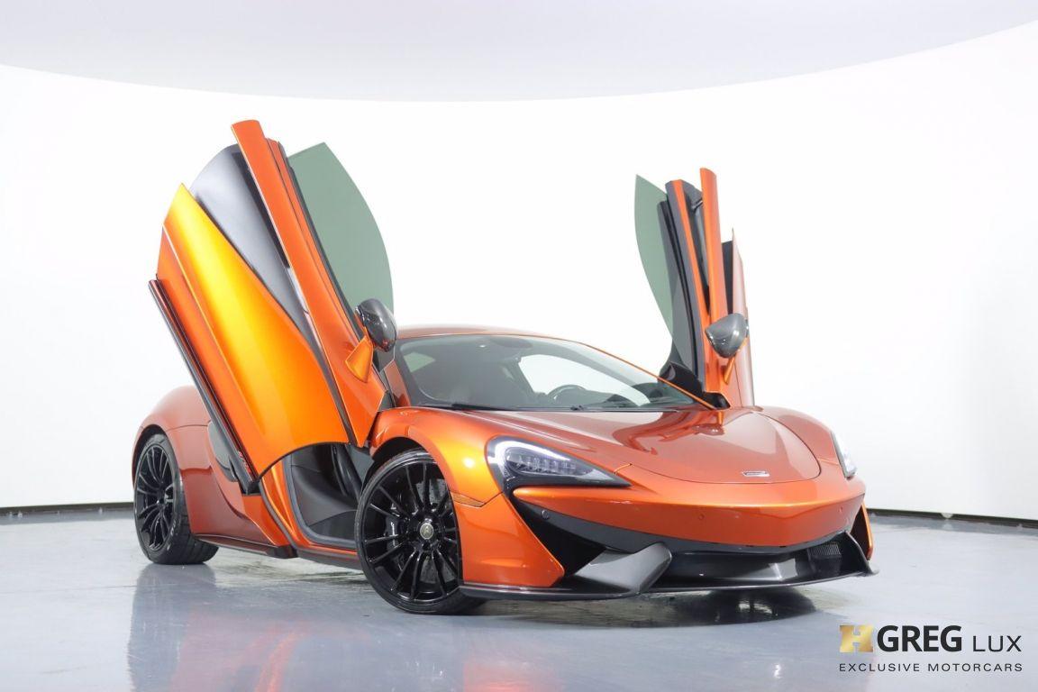 2017 McLaren 570S  #28