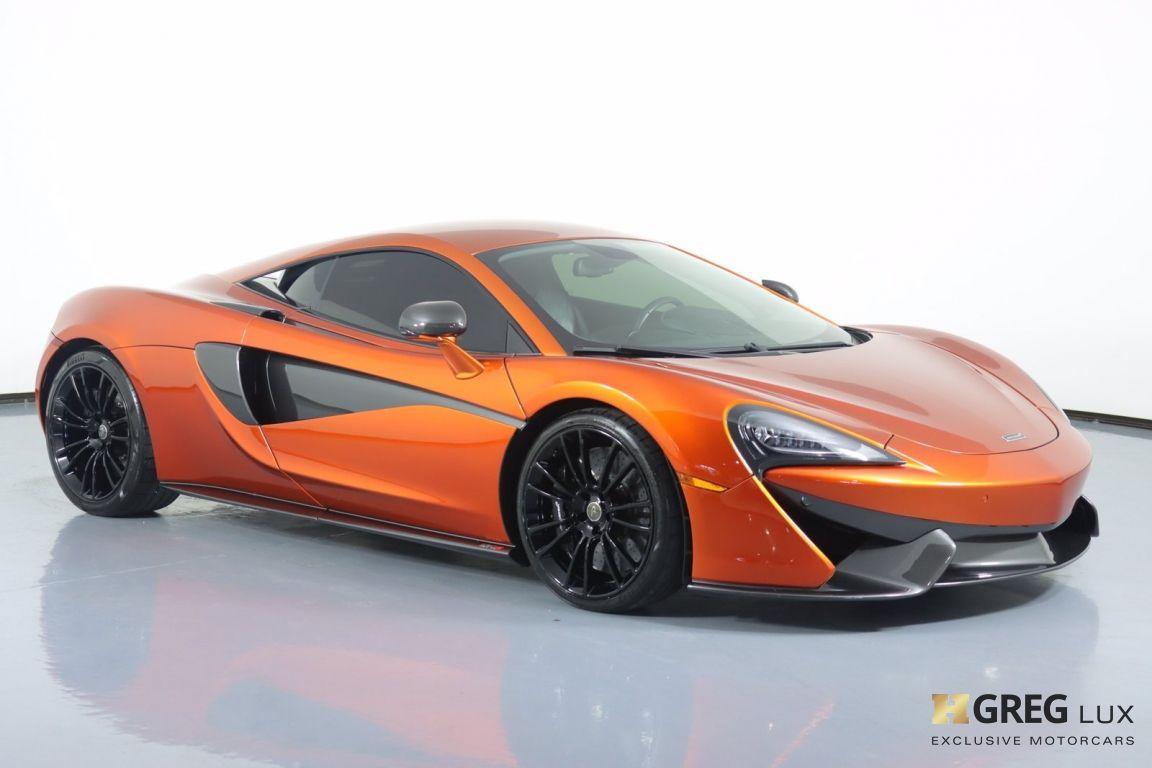 2017 McLaren 570S  #10