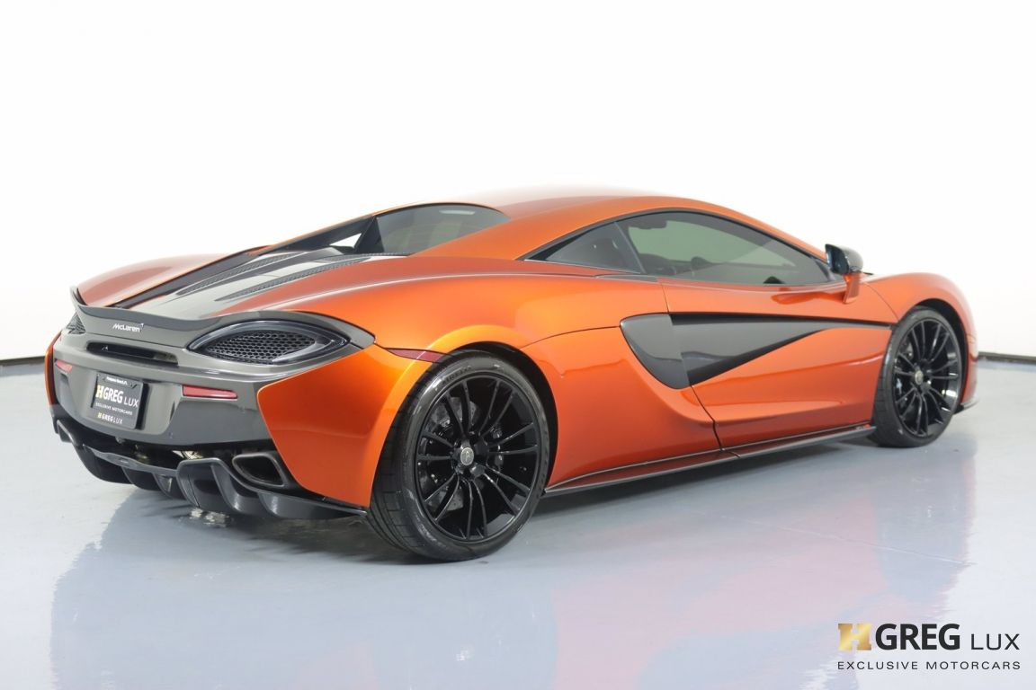 2017 McLaren 570S  #16