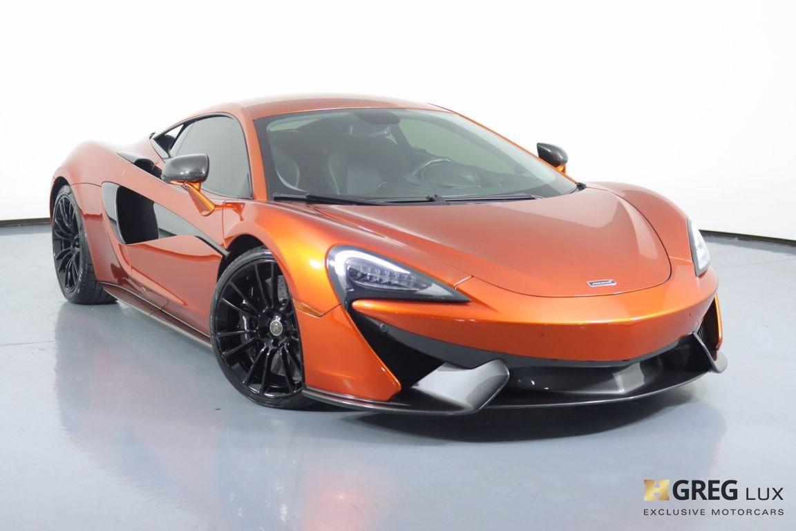 2017 McLaren 570S  #3