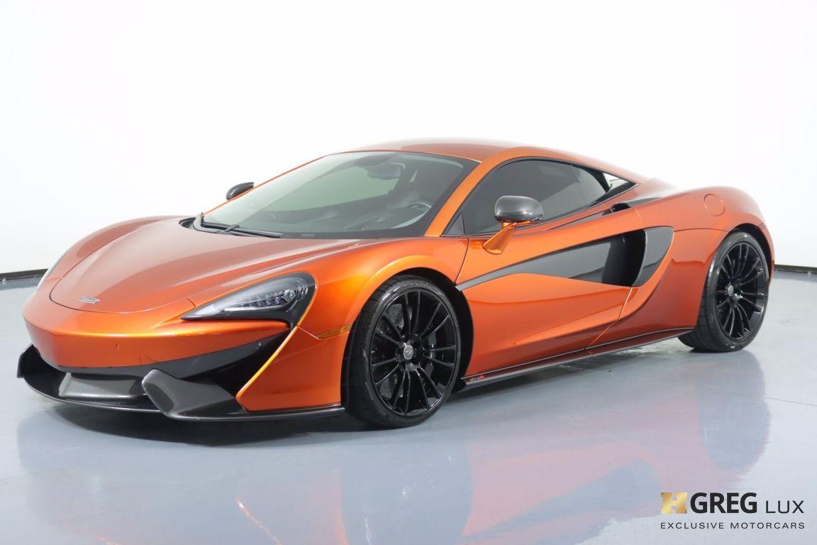 2017 McLaren 570S  #27