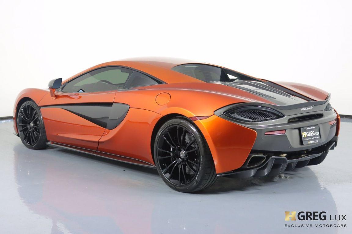 2017 McLaren 570S  #21
