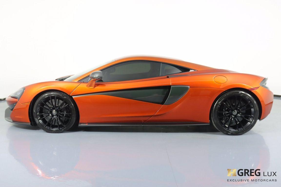 2017 McLaren 570S  #22