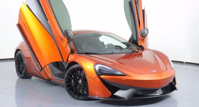 2017 McLaren 570S  #0