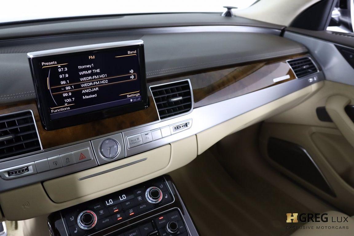 2017 Audi S8 plus 4.0T #47