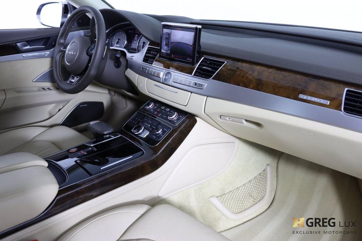 2017 Audi S8 plus 4.0T #66