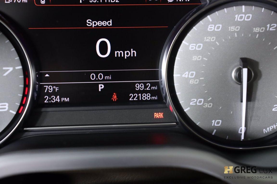 2017 Audi S8 plus 4.0T #63