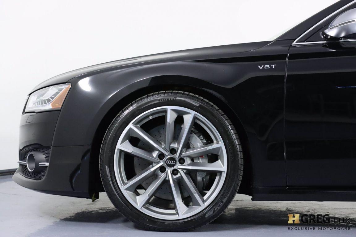 2017 Audi S8 plus 4.0T #26