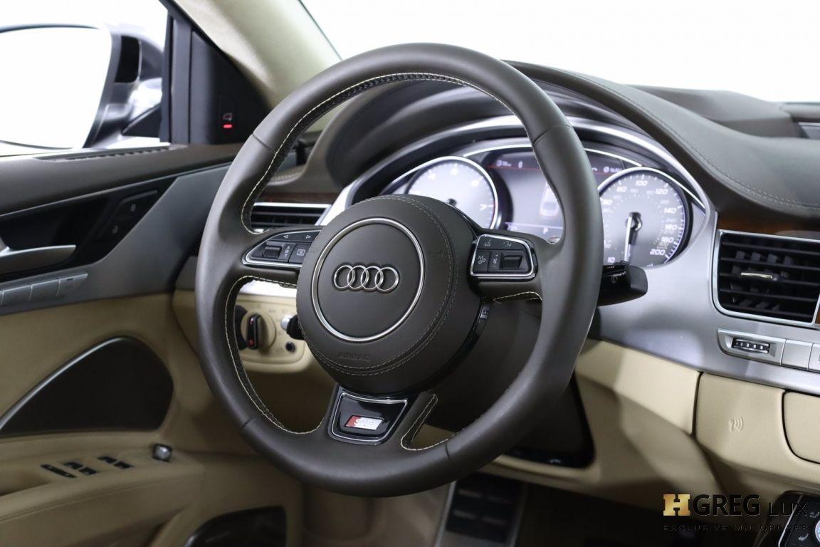 2017 Audi S8 plus 4.0T #58