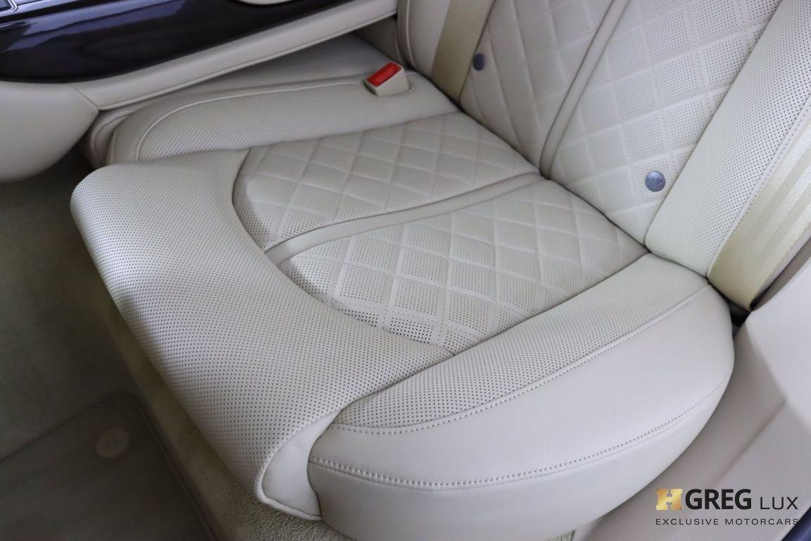 2017 Audi S8 plus 4.0T #37