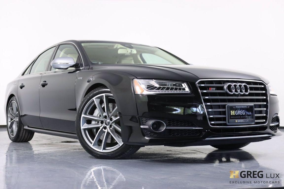 2017 Audi S8 plus 4.0T #33