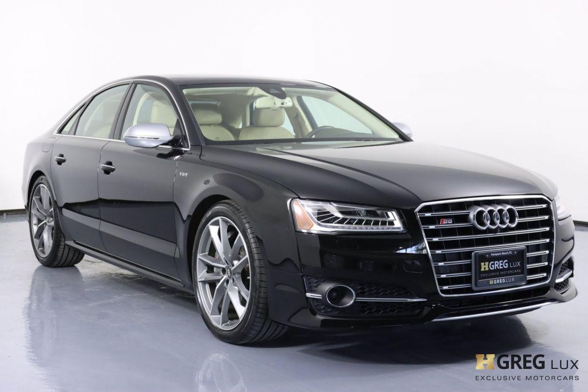 2017 Audi S8 plus 4.0T #10