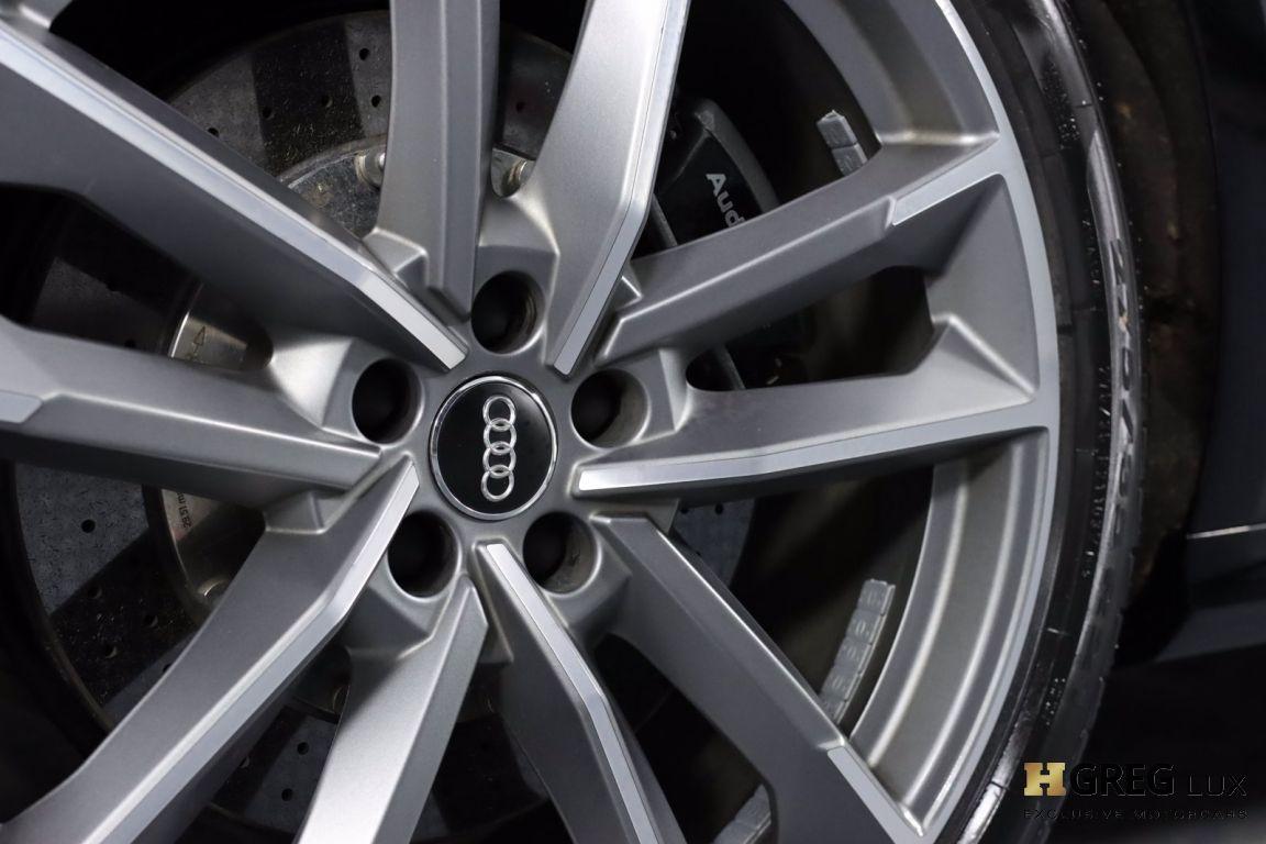 2017 Audi S8 plus 4.0T #17