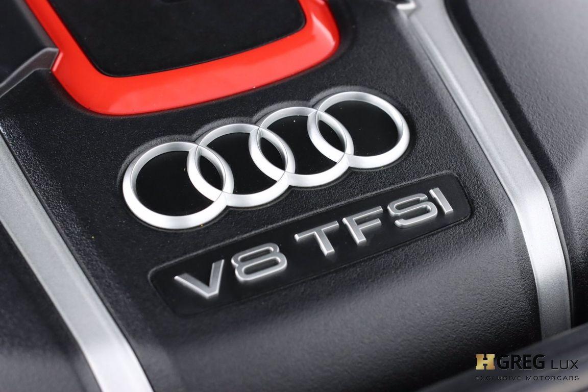 2017 Audi S8 plus 4.0T #70