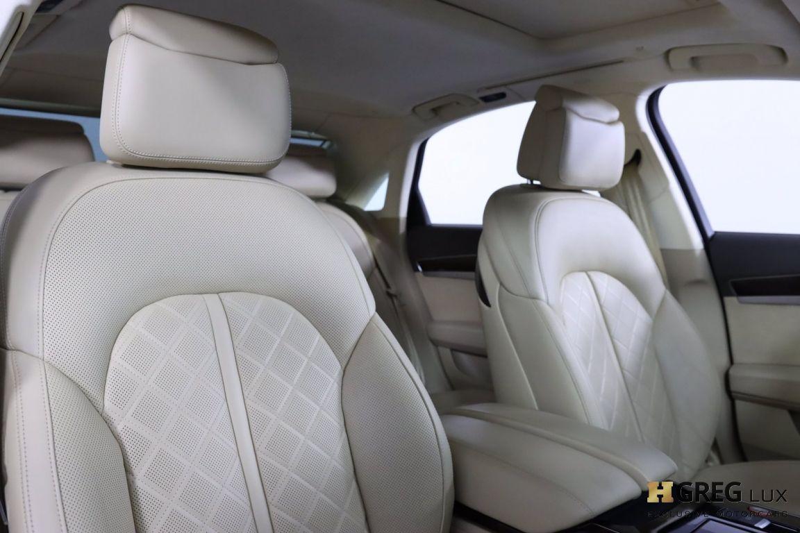 2017 Audi S8 plus 4.0T #38