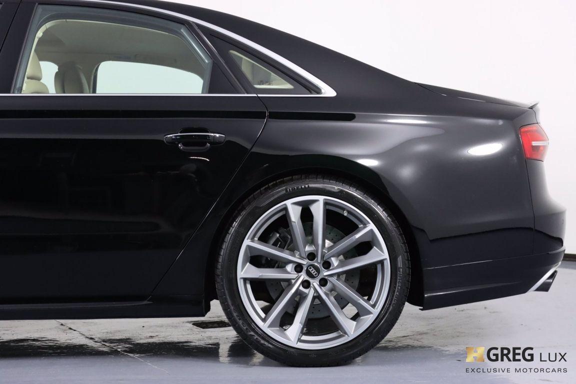 2017 Audi S8 plus 4.0T #29