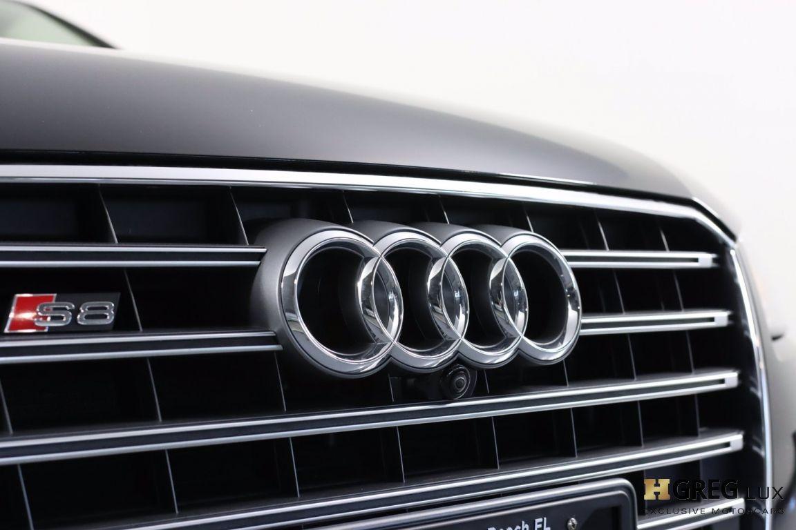 2017 Audi S8 plus 4.0T #6
