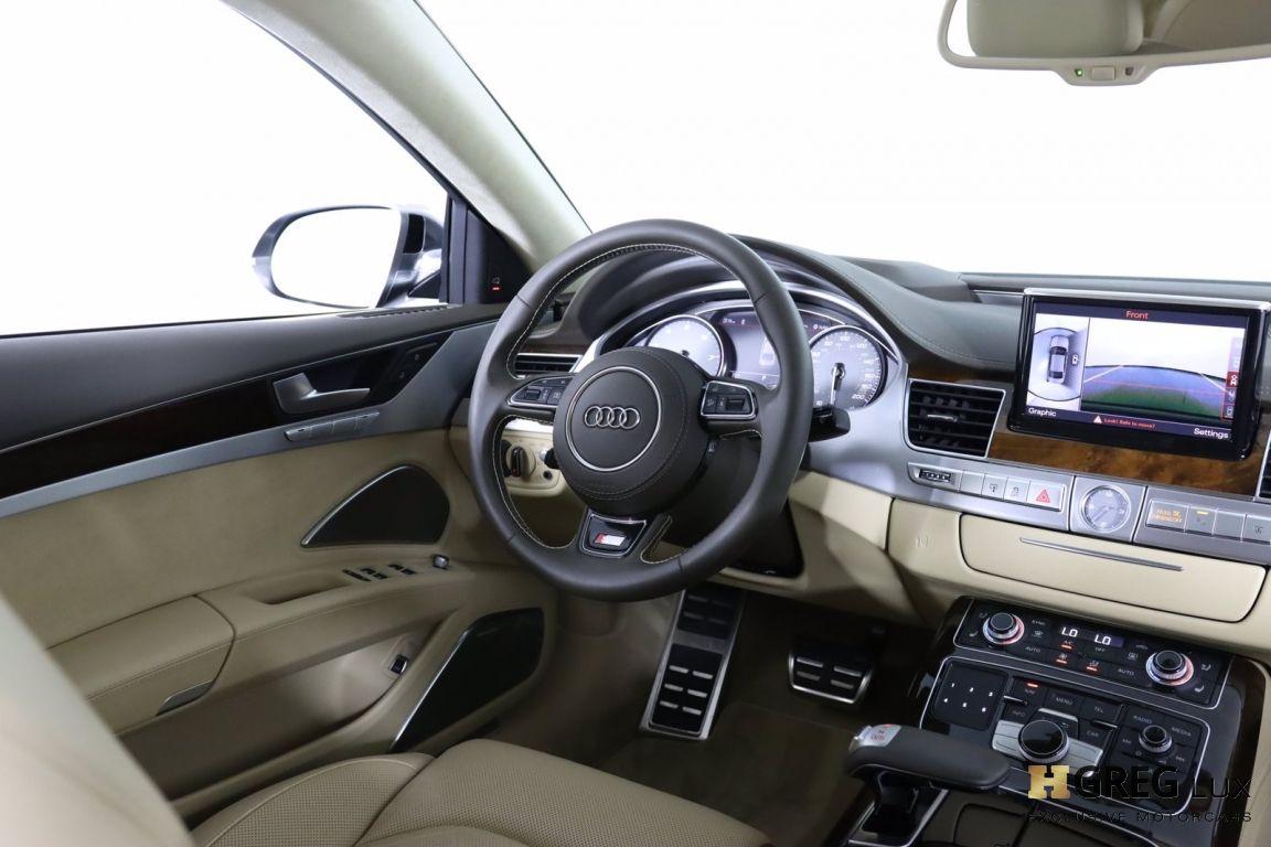 2017 Audi S8 plus 4.0T #57