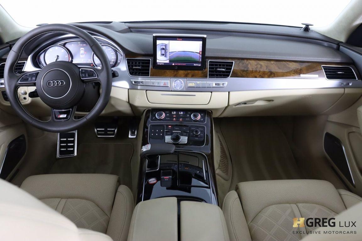 2017 Audi S8 plus 4.0T #34