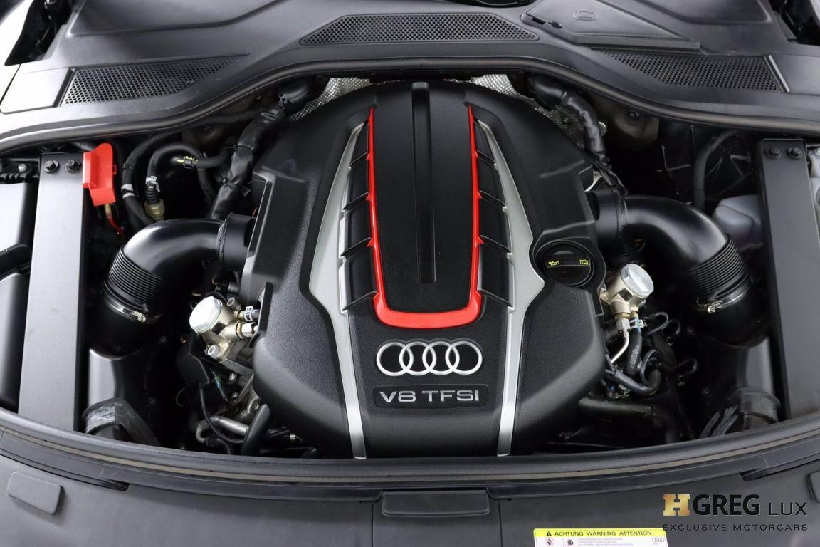 2017 Audi S8 plus 4.0T #69