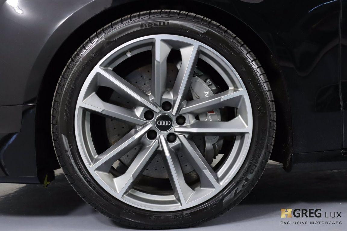 2017 Audi S8 plus 4.0T #27