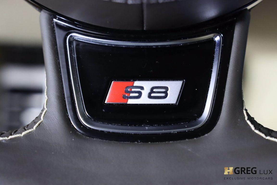 2017 Audi S8 plus 4.0T #61