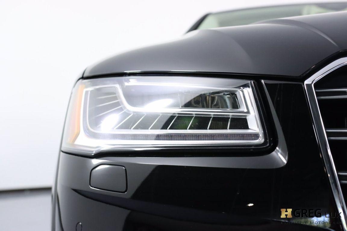 2017 Audi S8 plus 4.0T #4
