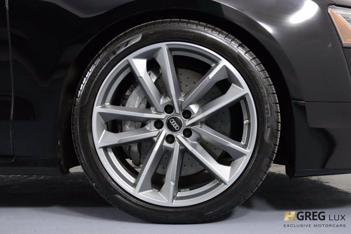 2017 Audi S8 plus 4.0T #13