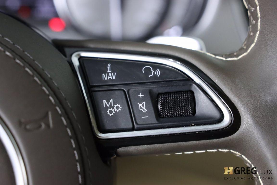 2017 Audi S8 plus 4.0T #60