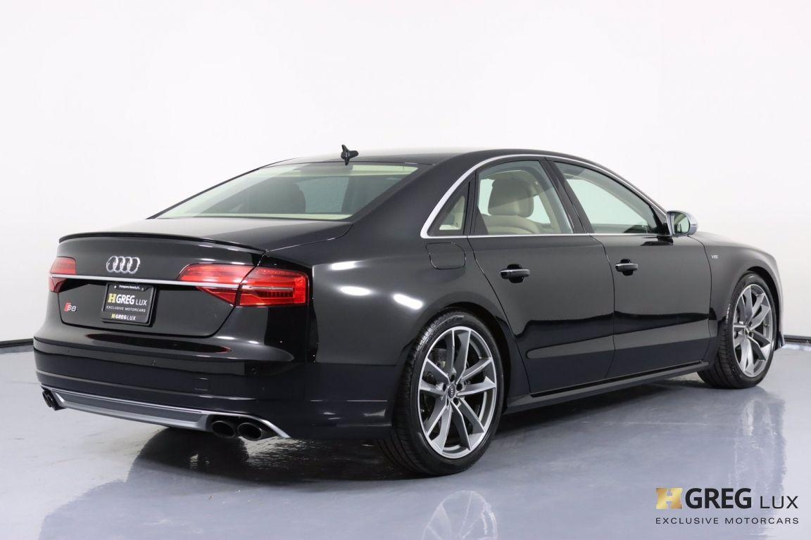 2017 Audi S8 plus 4.0T #18