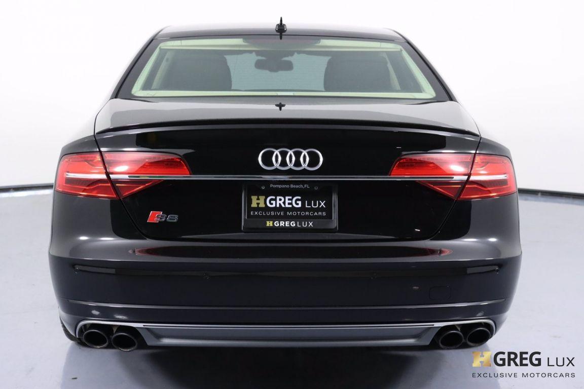 2017 Audi S8 plus 4.0T #19
