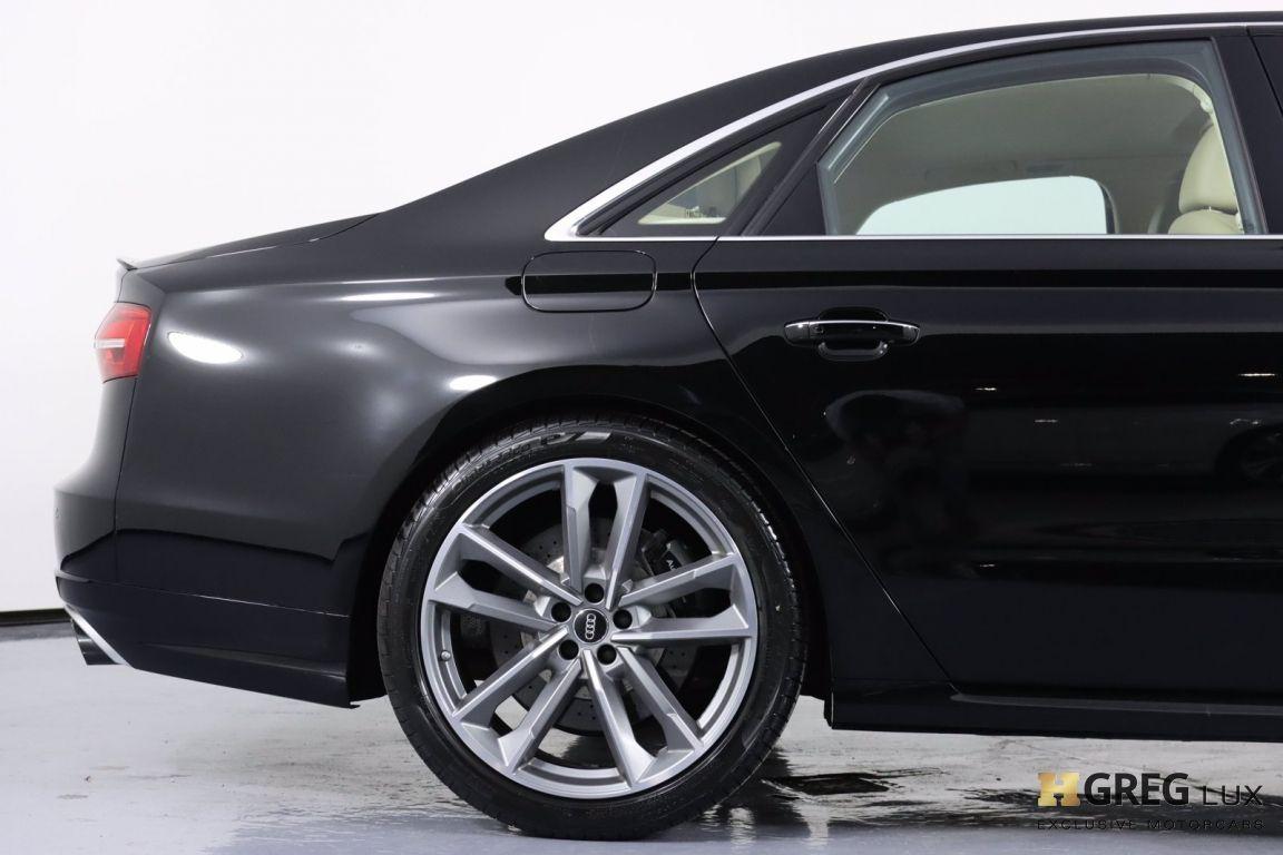 2017 Audi S8 plus 4.0T #15