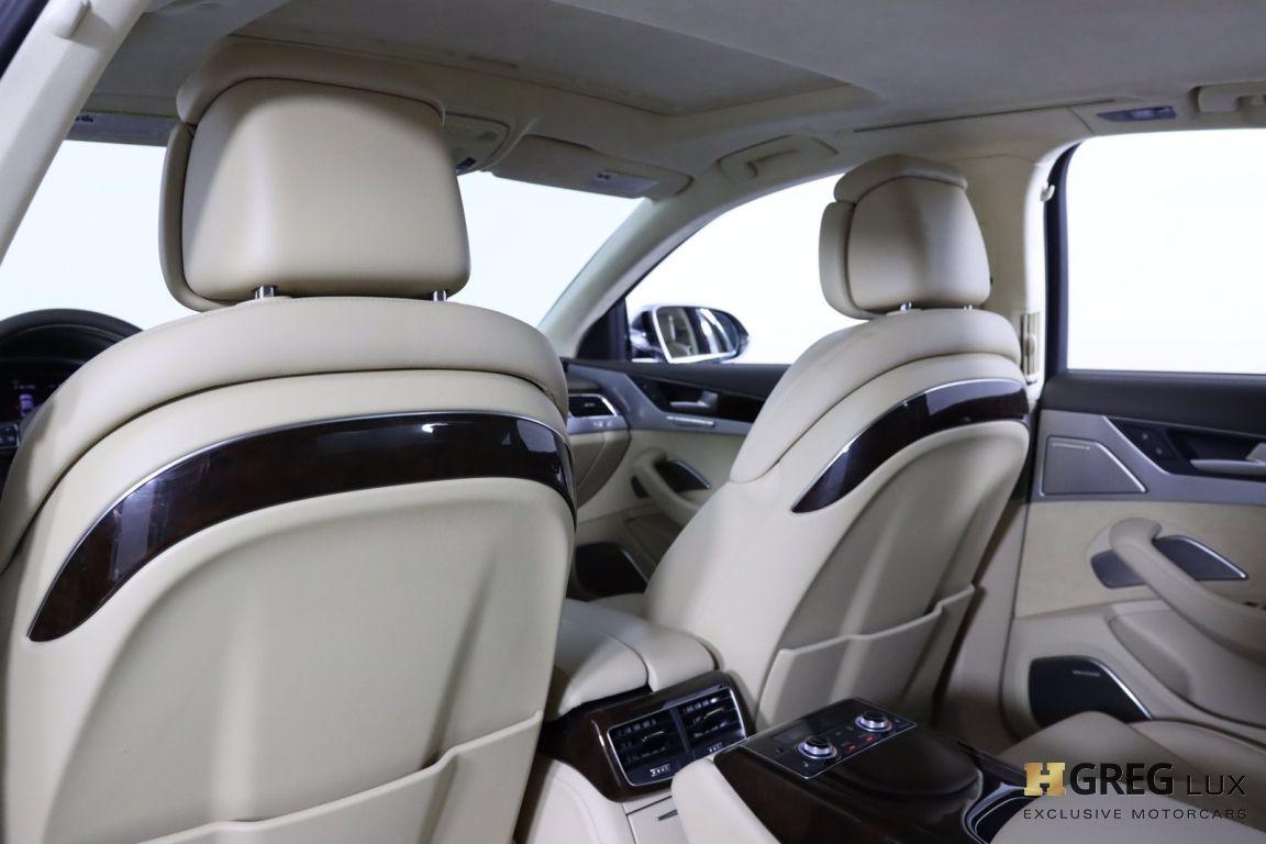 2017 Audi S8 plus 4.0T #64