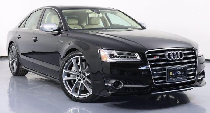 2017 Audi S8 plus 4.0T #0