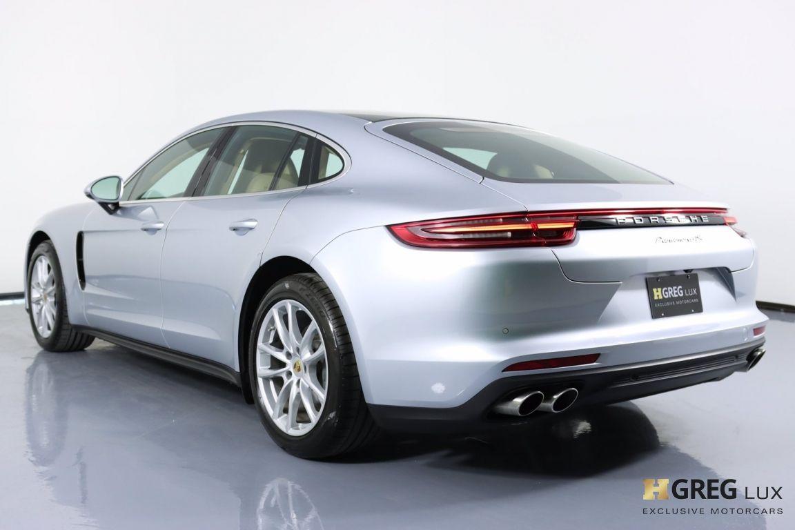 2017 Porsche Panamera 4S #22