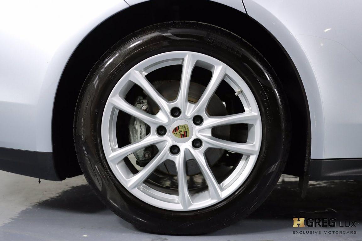 2017 Porsche Panamera 4S #15
