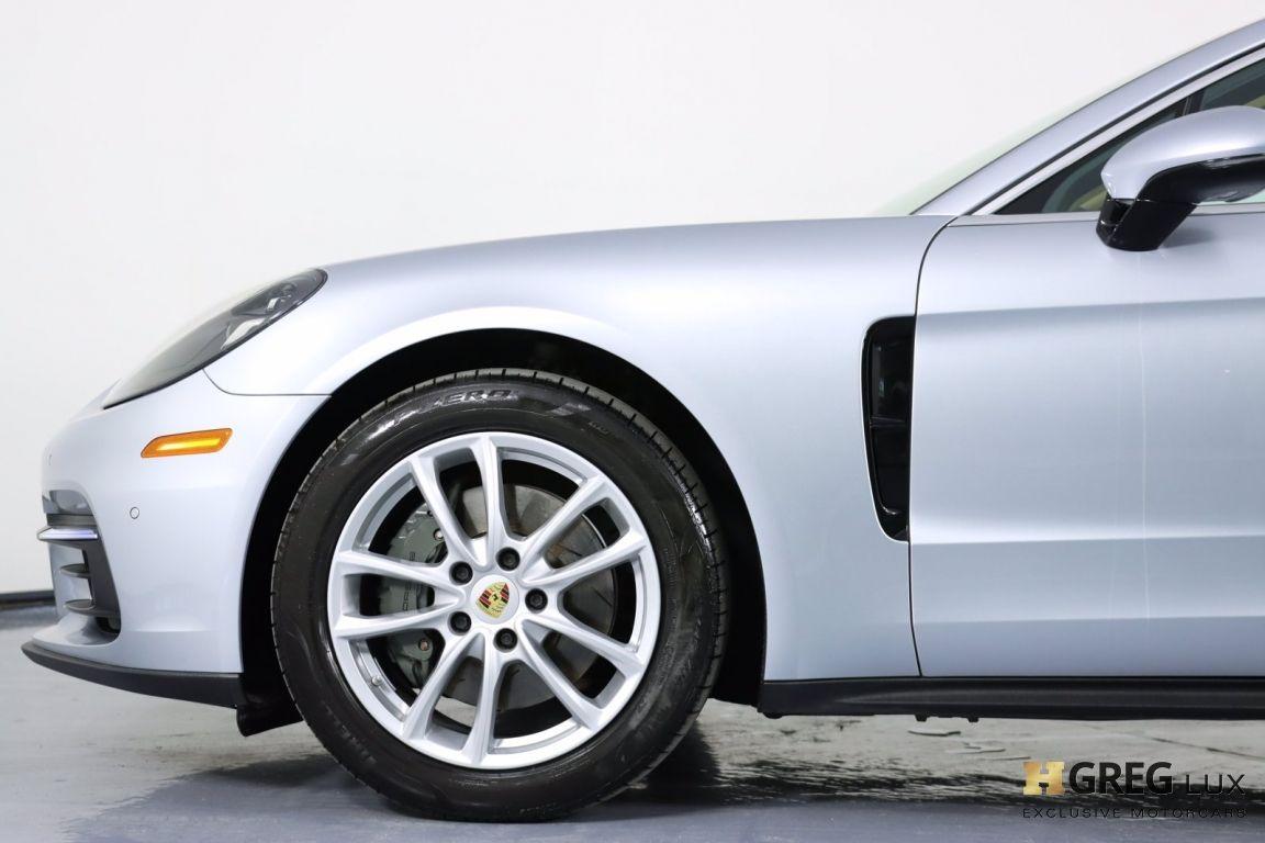 2017 Porsche Panamera 4S #24