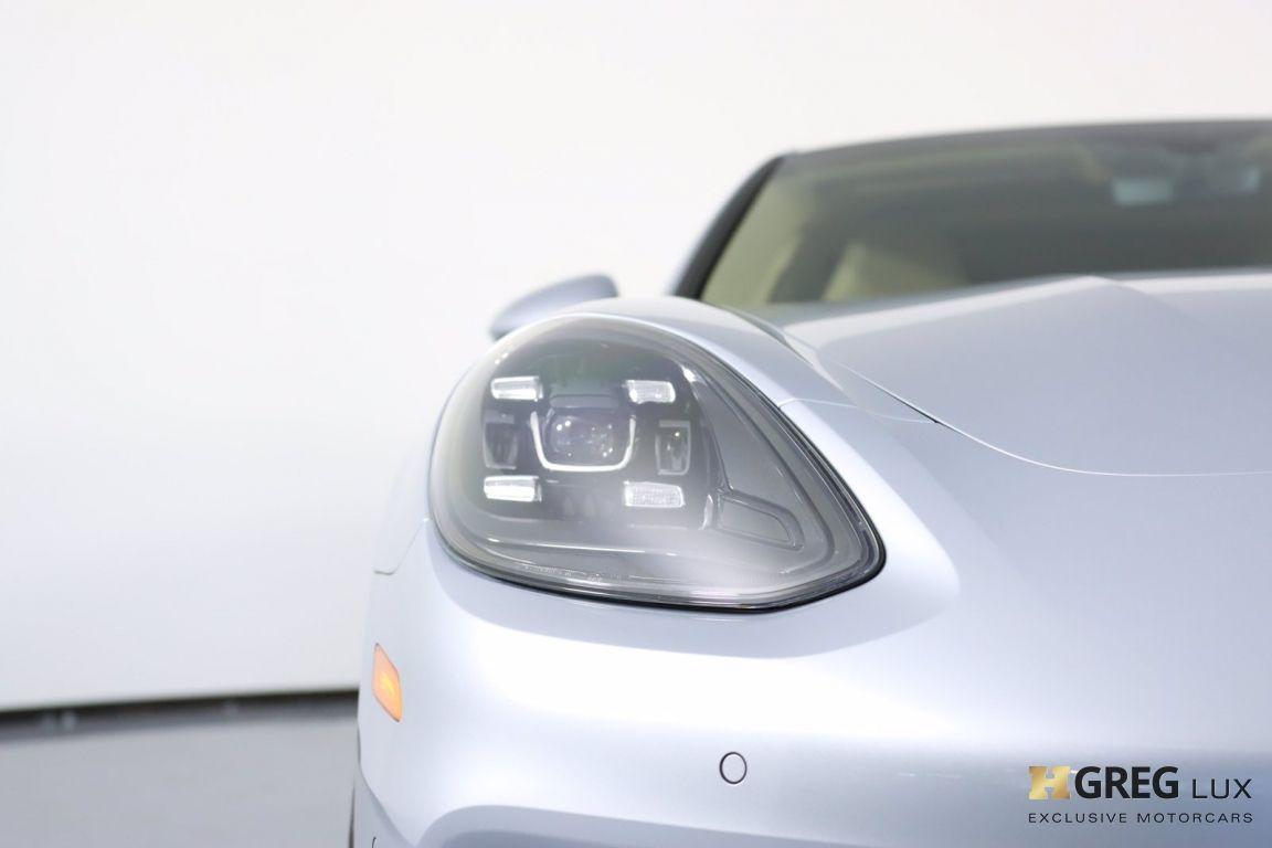 2017 Porsche Panamera 4S #4