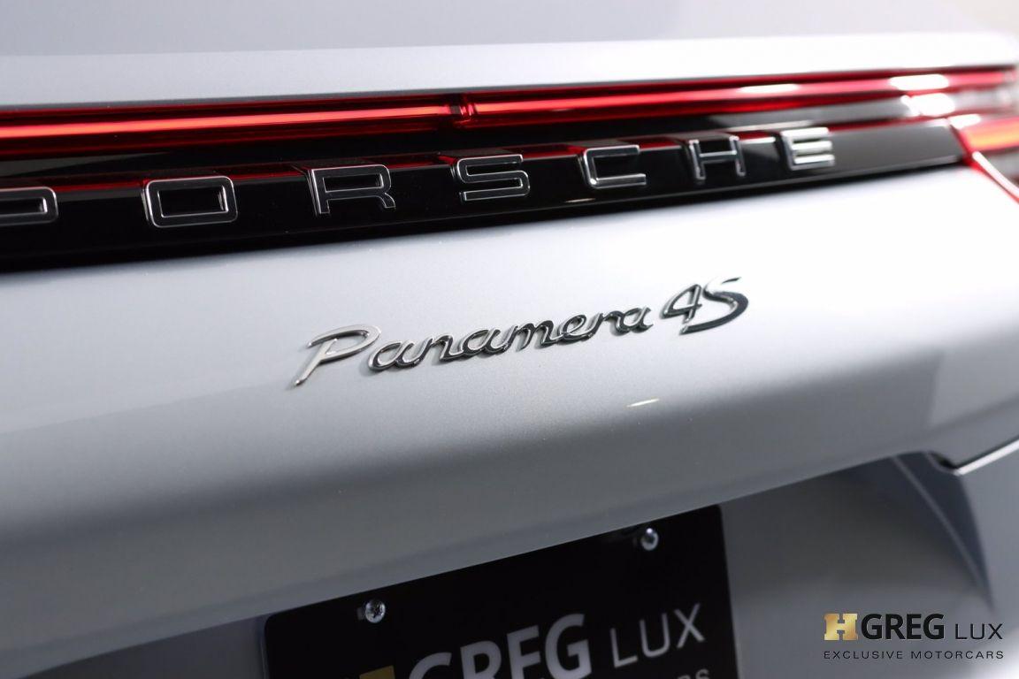 2017 Porsche Panamera 4S #18