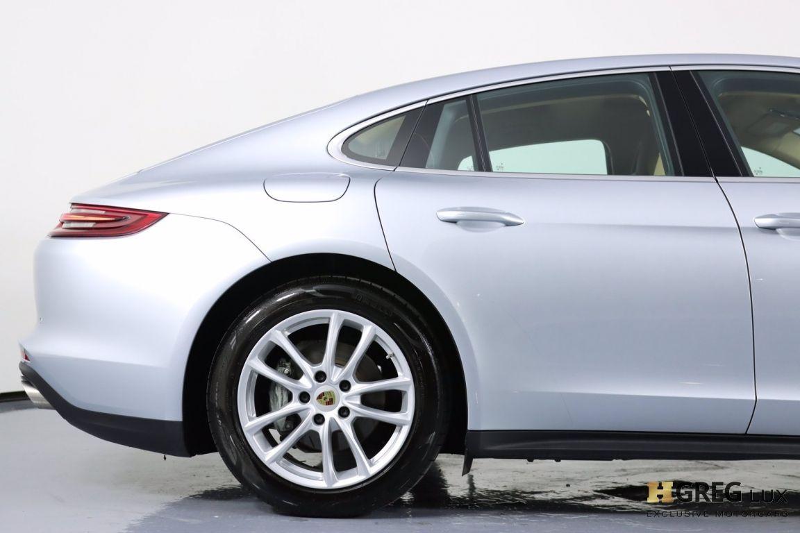 2017 Porsche Panamera 4S #14