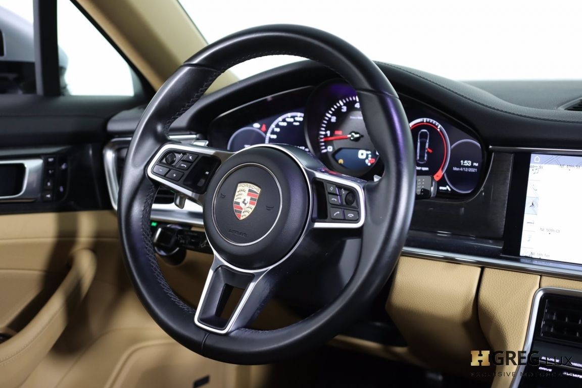 2017 Porsche Panamera 4S #55
