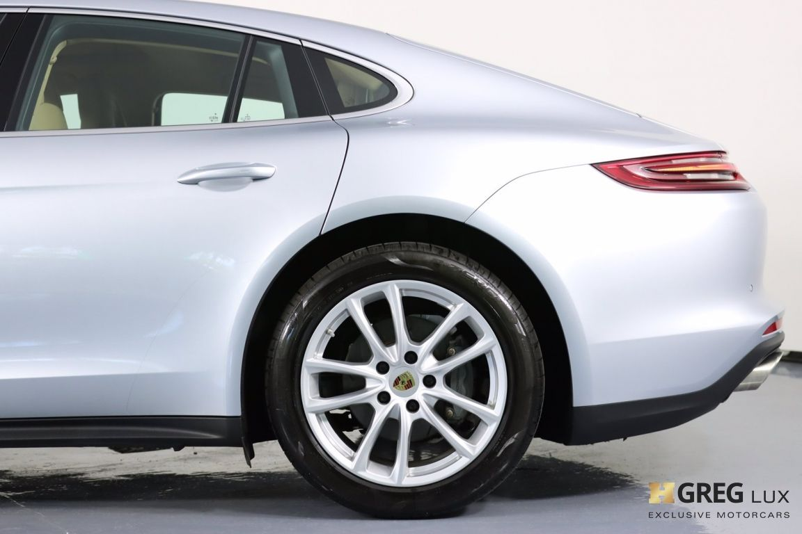 2017 Porsche Panamera 4S #27