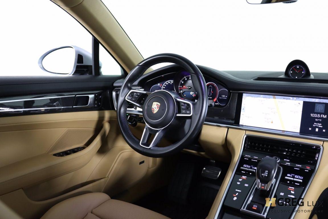 2017 Porsche Panamera 4S #54