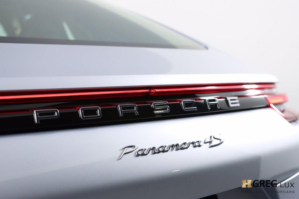 2017 Porsche Panamera 4S #21