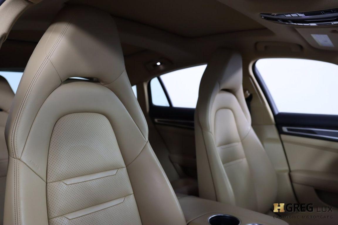 2017 Porsche Panamera 4S #35
