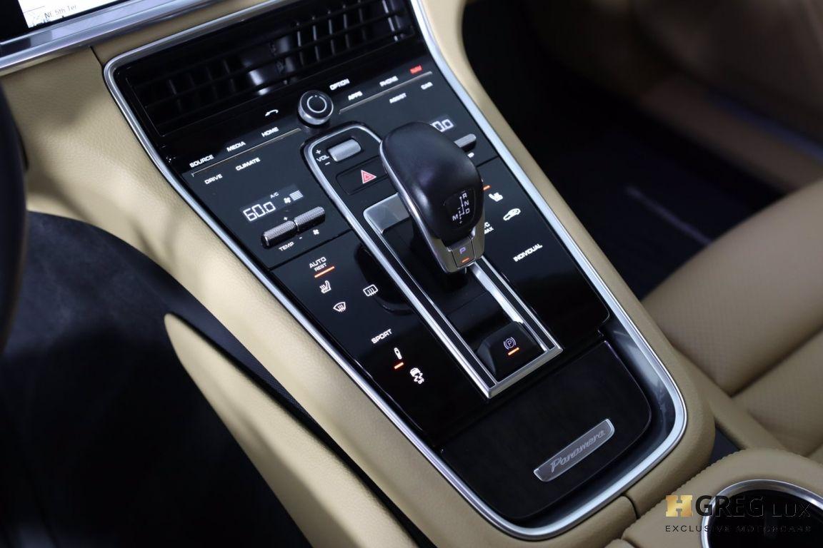 2017 Porsche Panamera 4S #50