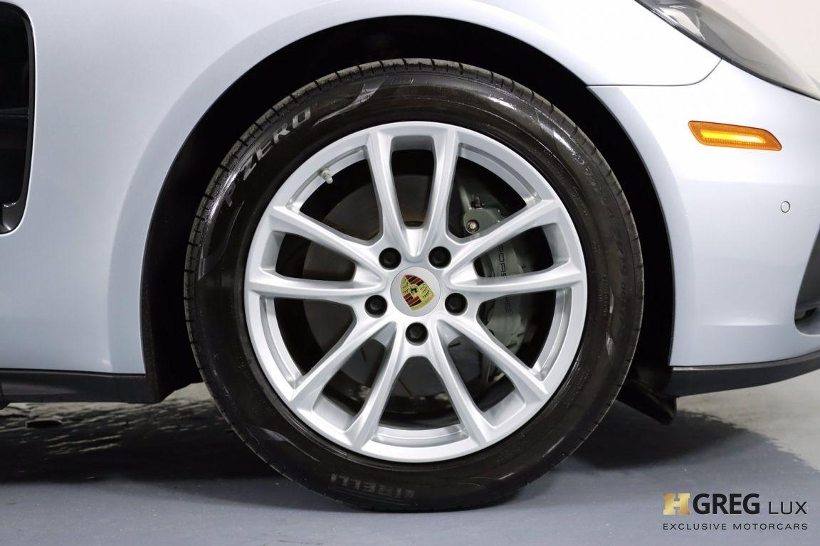 2017 Porsche Panamera 4S #12