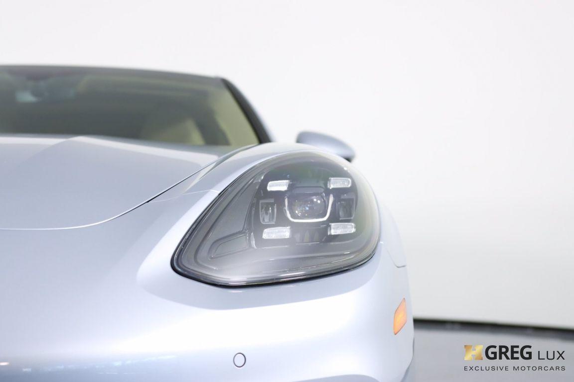 2017 Porsche Panamera 4S #5