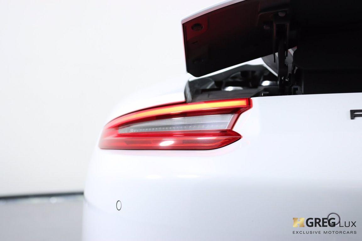2019 Porsche 911 Carrera 4 #14